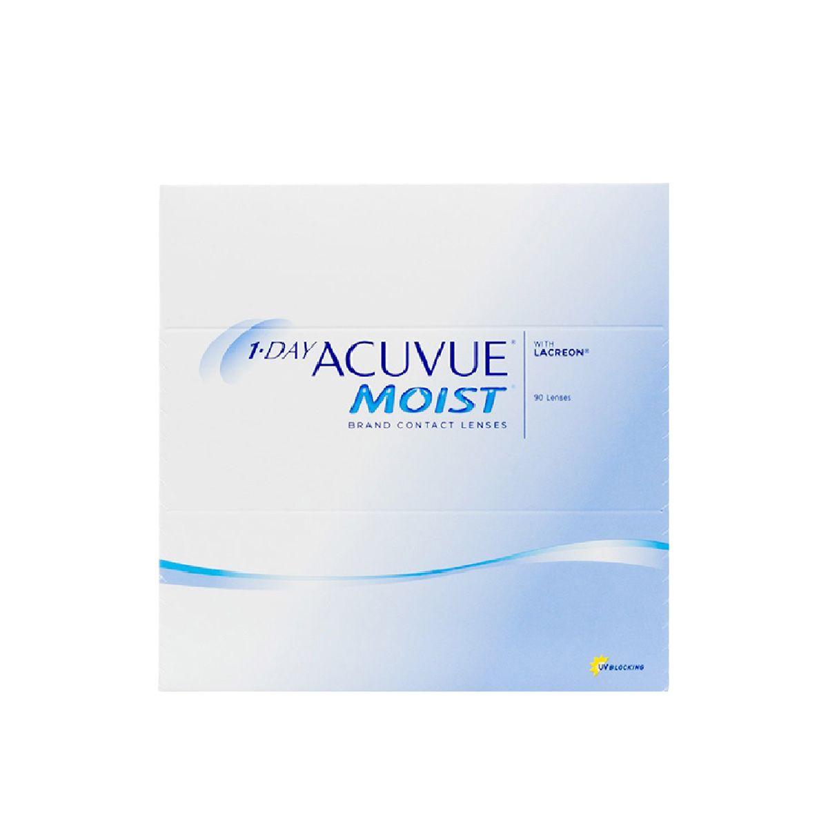 Acuvue Moist 90 Pack