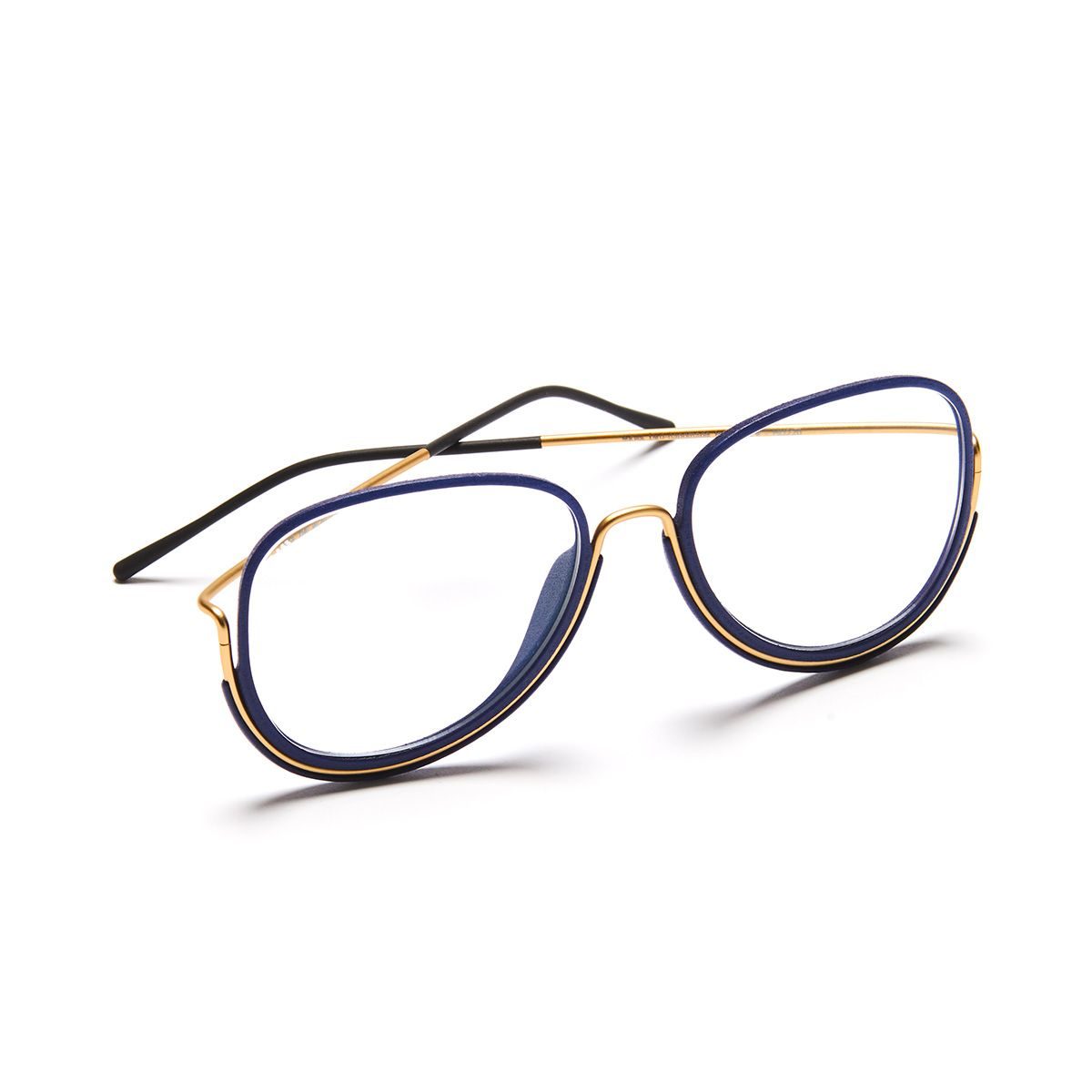 Wires Earhart - Gold/Lunar Blue
