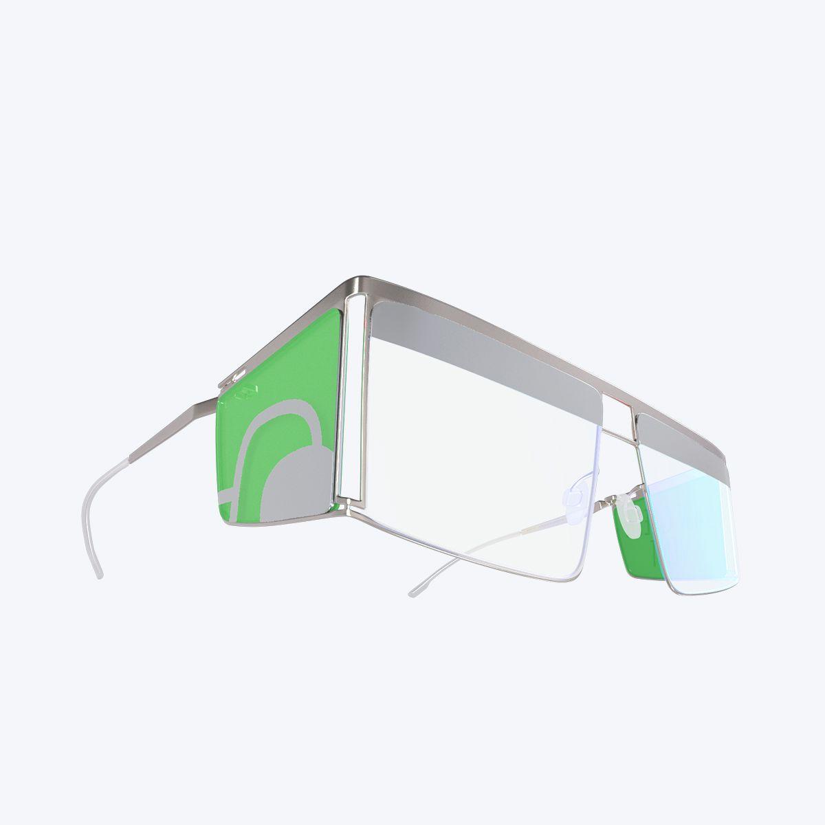 Mykita Green Sus Gamer