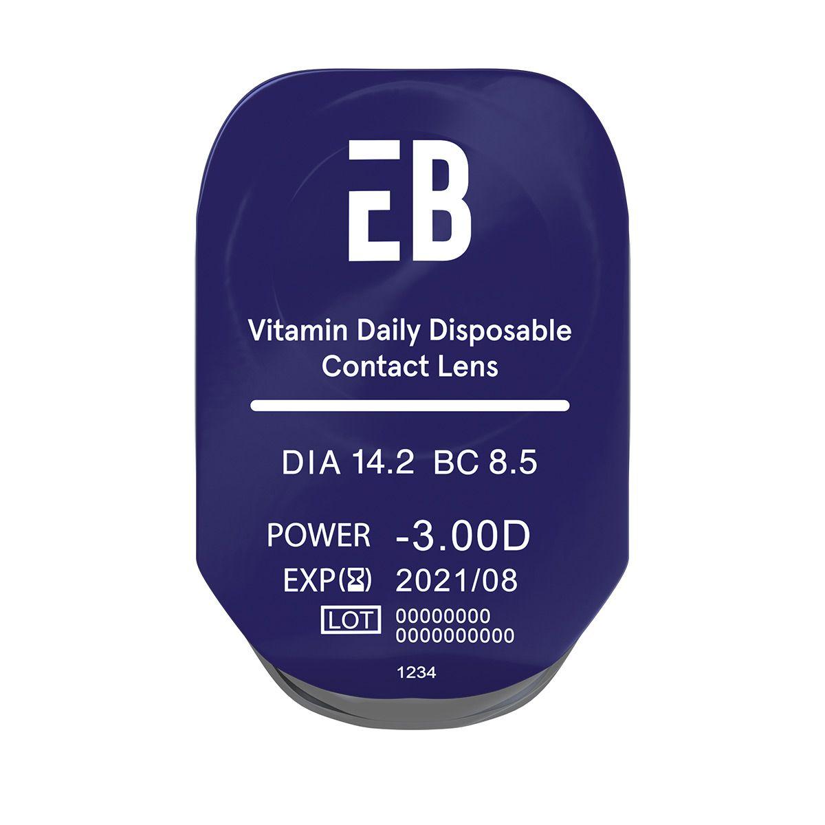 Vitamin Daily Lenses