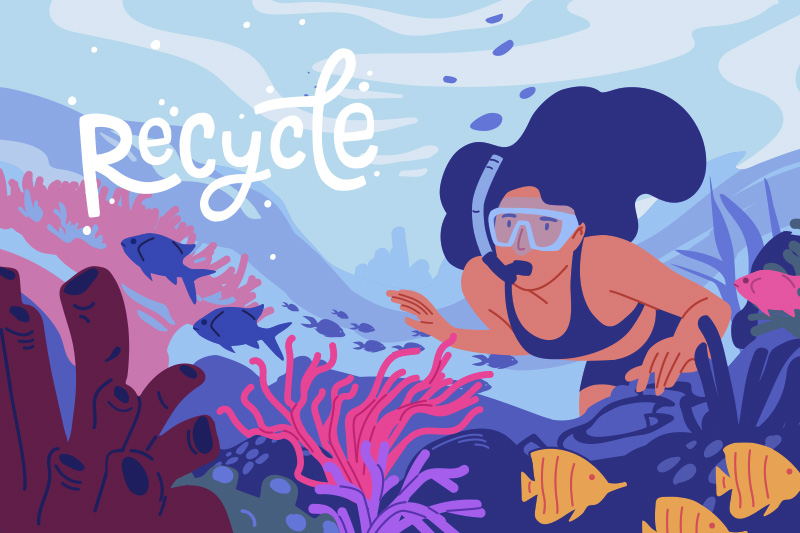 Eyebou: Fully Recyclable!